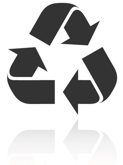 business recycling logo