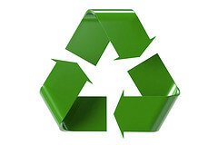 Recycling Logo Arrows
