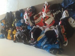 cycling kit donations